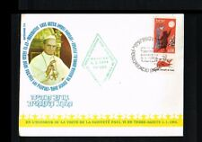 [GL096] 1964 - Israel Cover - Religion - Popes - Papal visit to the Holy Land