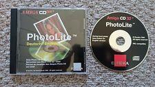 Commodore Amiga CD32 Title - Photo Lite