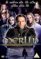 Merlin [DVD] [1998] By Sam Neill,Helena Bonham Carter.