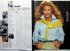 *ELLE 1987: DALIDA_BRIGITTE BARDOT_ESTELLE LEFEBURE_JESSICA FORDE_ANNE BROCHET