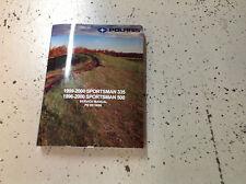 1996 1997 1998 1999 2000 Polaris Sportsman 335 500 Service Repair Shop Manual x
