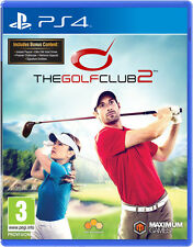 The Golf Club 2 | PlayStation 4 PS4 New