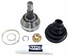 For Fiat Brava Coupe Lancia Delta German Quality CV Joint Kit Drive Shaft ABS