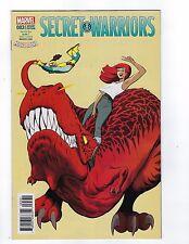 Secret Warriors # 3 Mary Jane Variant Cover Marvel NM