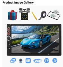 Double Din Car Stereo-7 inch Touch Screen double din car radio