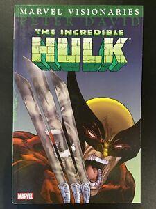 Incredible Hulk Marvel Visionaries: Peter David Volume 2 TPB
