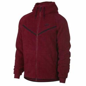 Nike Tech Fleece Icon Sherpa Windrunner size L
