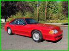 1989 Ford Mustang GT 1989 GT Used 5L V8 16V Manual RWD Hatchback