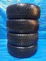 4 Stück Winterreifen Reifen Bridgestone Blizzak LM-32 205 60 R16 92H ***6 mm****