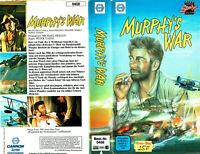 (VHS) Murphy's War / Wiegenlied der Verdammten - Peter O'Toole, Philippe Noiret