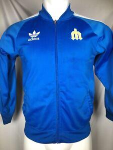 VTG Seattle Mariners MLB Adidas Baseball Blue Track Jacket Women's Medium 10/12