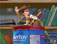 Tom Hanks Toy Story Autographed Signed 8x10 Photo COA #3