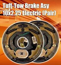 """10"""" X 2.25"""" ELECTRIC TRAILER BRAKES (PAIR) BY TUFF TOW"""