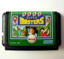 SUPER MASTERS GOLF (JAP) - Jeu pour Megadrive / Game for Sega Mega Drive