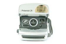 Film inclusive GOOD SILVER Polaroid P 600 Instant Camera  READY TO SHOOT PACKAGE