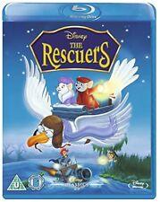 The Rescuers [Bluray] [Region Free] [DVD]