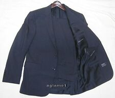 NWT Polo Ralph Lauren Black Label Italy made Anthony Suit 40 R Charcoal Gray