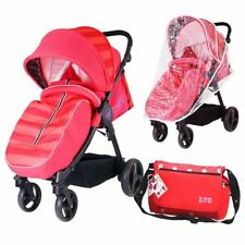 Sail Stroller - Red Includes Bum...