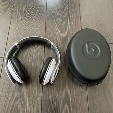 Monster Beats by Dr. Dre Studio Wired Over-Ear Headphones White