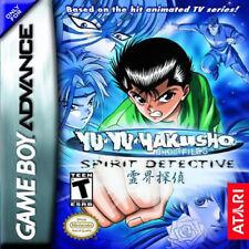 Yu-Yu Hakusho: Spirit Detective GBA New Game Boy Advance