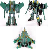 Hasbro Transformers Deluxe Class Plane Model Acid Storm No Box Kids Toys Figure