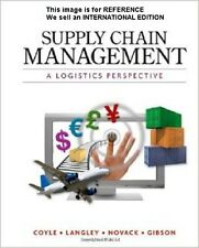 Supply Chain Management: A Logistics Perspective (Int Ed Paperback)WITHOUT CODES