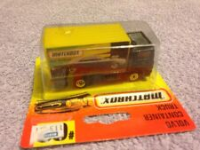 Matchbox MB148 Volvo Container Truck - Auto Products - In Original Packaging