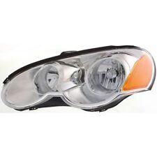 New Headlight (Driver Side) for Chrysler Sebring MI2502133 2003 to 2005