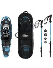 Cascade Mountain Tech Large Alptrek Snowshoes 930 Blue/Black