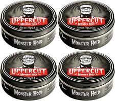 UPPERCUT DELUXE MONSTER HOLD 70g X 4 FREE SHIPPING