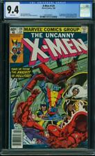 X-MEN #129 CGC 9.4 1st Appearance of Kitty Pryde, Emma Frost White Queen