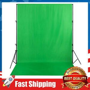 Chromakey Collapssible Green Screen Backdrop Photography  for Photo Video Studio