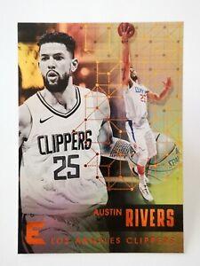 Panini Essentials 2017-18 N34 card NBA Los Angeles Clippers #12 Austin Rivers