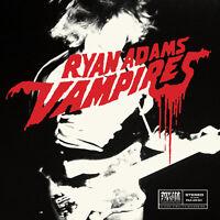 RYAN ADAMS VAMPIRES SEVEN INCH VINYL RECORD SEALED MARBLE RED 4 TRACKS FREE PST