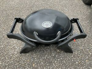 Grill chef Gas BBQ Wagon Outdoor cooking Barbecues Portable.