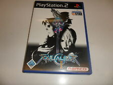 PlayStation 2 PS 2 Soul Calibur 2