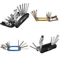 RockBros Bike Cycling Bicycle Multi Mini Repair Tool Kit Pocket Tool