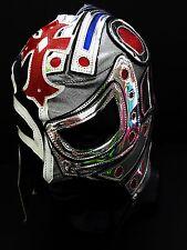 REY MASK WRESTLING MASK LUCHADOR COSTUME WRESTLER LUCHA LIBRE MEXICAN MASKE