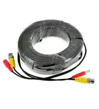 EXTRA LONG 30M, METRE HD 1080P BNC Video DC Power Cable Lead For CCTV Camera DVR