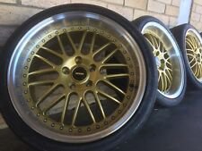 """Holden Commodore Wheels And Tyres Simmons Ve Vf 20"""" New (staggered)"""