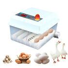 16 Egg Digital Egg Incubator Hatcher w/ Temperature Controller Automatic Turning