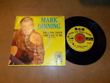 MARK DINNING - THE LOVIN TOUCH - COME BACK TO ME  / LISTEN - TEEN POPCORN