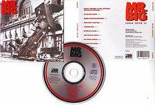 "Mr. BIG "" Lean into it "" (CD) 1991 Paul Gilbert"