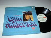 LYNN ANDERSON Country Rose MABEL Stereo WEST GERMAN PRESSING