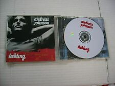 ANDREAS JOHNSON - LIEBLING - CD EXCELLENT CONDITION 1999
