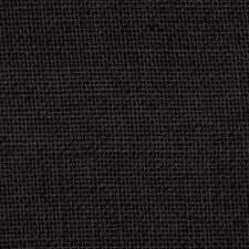 "60"" Black Burlap roll -35 Feet"