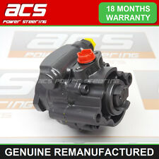 ROVER MG ZR 2.0 TURBO DIESEL 2001 TO 2007 POWER STEERING PUMP - RECONDITIONED