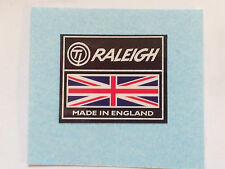"Chopper,Grifter, etc ""TI RALEIGH MADE IN ENGLAND"" self adhesive stickers"