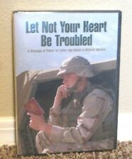 LET NOT YOUR HEART BE TROUBLED DVD MORMON peace for LDS in military service