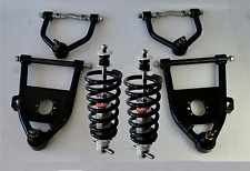 MUSTANG 2 II IFS TUBULAR CONTROL ARMS UPPER AND LOWER COILOVER KIT 450# NEW